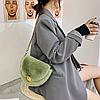 Меховая сумочка через плечо, фото 5