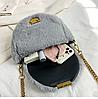 Меховая сумочка через плечо, фото 10
