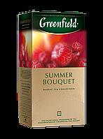 /Чай травяной 2г*25 пакет Summer Bouquet GREENFIELD