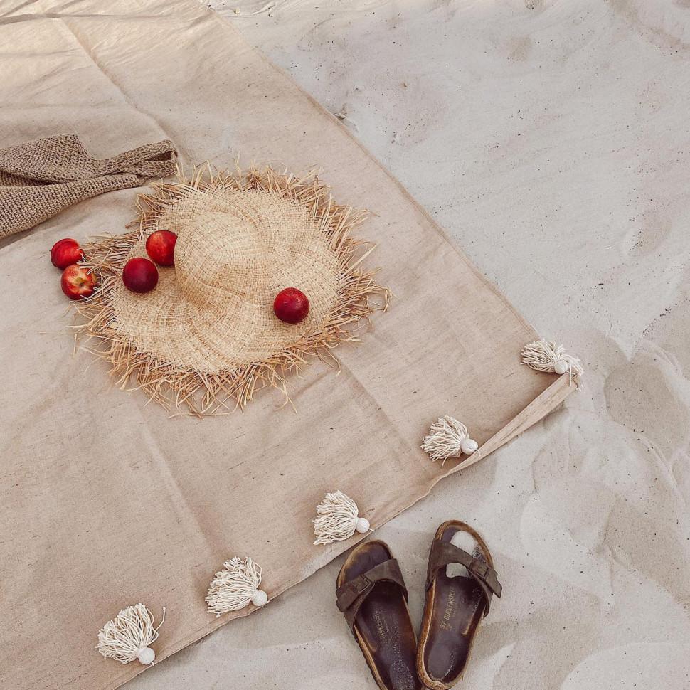 Покрывало (пляжный коврик) Sandy