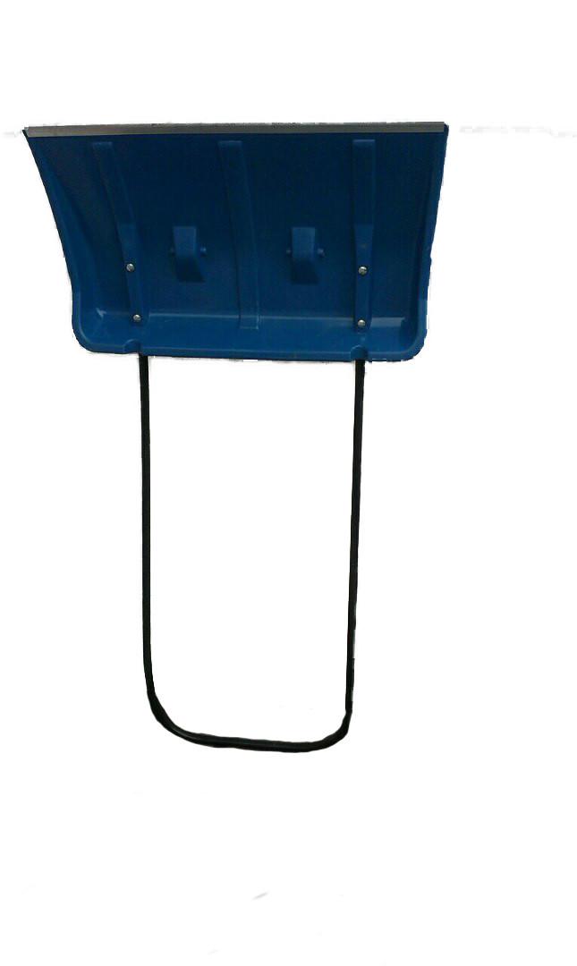 Скрепер для уборки снега, лопата снегоуборочная  на колесиках