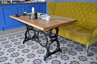 Кухонный стол из ясеня