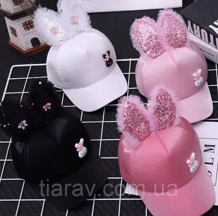 Кепка дитяча, річна кепка для дівчинки