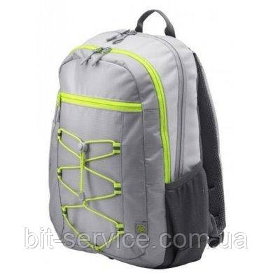 "Рюкзак для ноутбука HP Active Backpack 15.6"" Grey/Yelow (1LU23AA)"