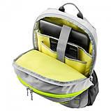 """Рюкзак для ноутбука HP Active Backpack 15.6"""" Grey/Yelow (1LU23AA), фото 2"""