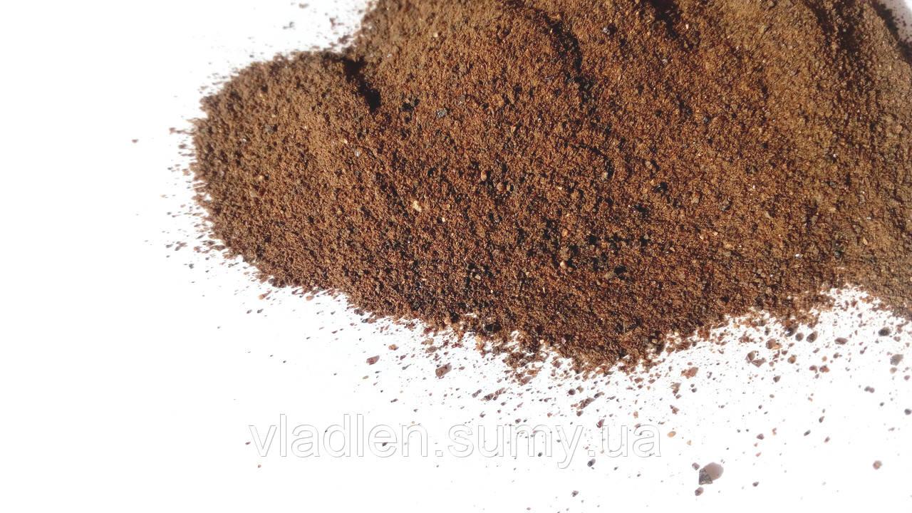 Солод темный ржаной ферментированный молотый (мешок) 50 кг ТМ ECO-MALT (Украина)