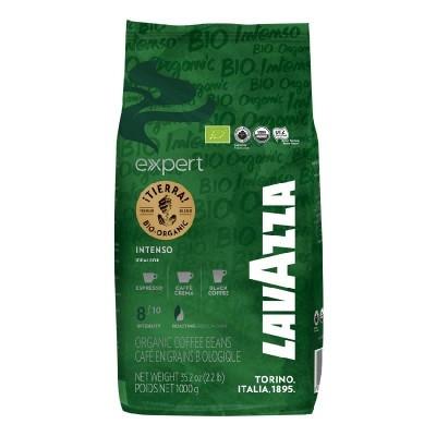 Кава в зернах Lavazza Tierra Bio Organic Expert 1000 г