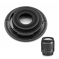 Скло верхнього дисплея (екрану) для Nikon D7100
