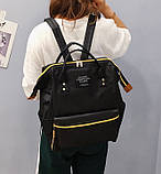 Великий жіночий рюкзак сумка, фото 2
