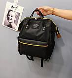 Большой женский рюкзак сумка, фото 3