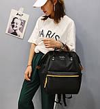 Большой женский рюкзак сумка, фото 4