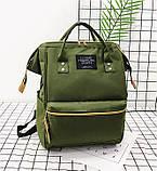 Большой женский рюкзак сумка, фото 8