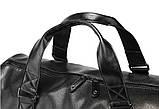 Модна чоловіча шкіряна сумка, фото 9