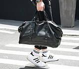Стильна чоловіча міська сумка екошкіра, фото 10