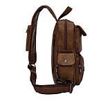 Мужская сумка мессенджер на плечо, фото 3