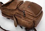 Мужская сумка мессенджер на плечо, фото 6