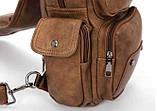 Мужская сумка мессенджер на плечо, фото 7