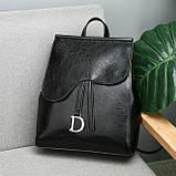 Модный женский рюкзак сумка, фото 3