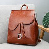 Модный женский рюкзак сумка, фото 4