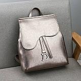 Модный женский рюкзак сумка, фото 5