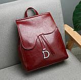 Модный женский рюкзак сумка, фото 6