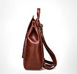 Модный женский рюкзак сумка, фото 8