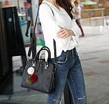 Кожаная женская сумка, фото 2