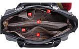 Кожаная женская сумка, фото 8