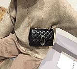 Стильна жіноча міні сумочка клатч, фото 4