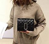 Стильна жіноча міні сумочка клатч, фото 5