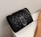 Стильна жіноча міні сумочка клатч, фото 6
