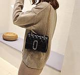 Стильна жіноча міні сумочка клатч, фото 7