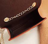 Стильна жіноча міні сумочка клатч, фото 8