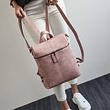 Стильный женский рюкзак сумка, фото 2