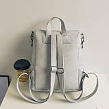 Стильный женский рюкзак сумка, фото 4