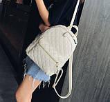 Якісний жіночий рюкзак, фото 9