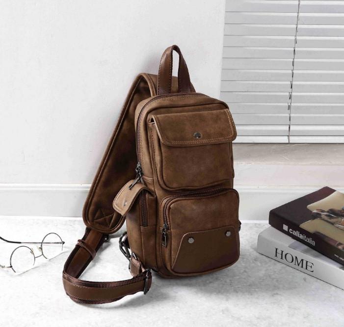 Мужской рюкзак сумка на плечо