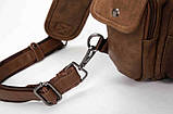 Мужской рюкзак сумка на плечо, фото 6