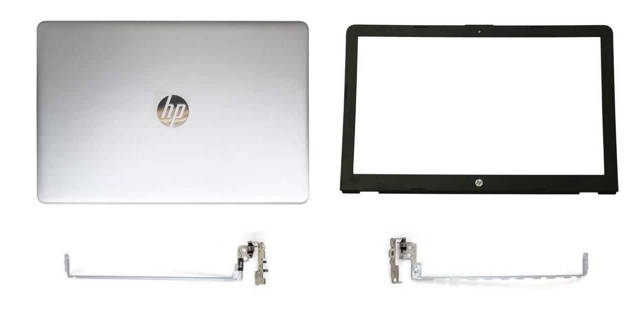 Комплект оригинальный корпус крышка матрицы HP 15-ra000, 15-RA - ( 924892-001, P\N: AP204000101SVT) Silver