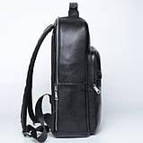 Мужской рюкзак из натуральной кожи, фото 2