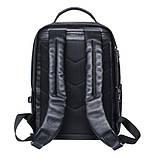 Мужской рюкзак из натуральной кожи, фото 3