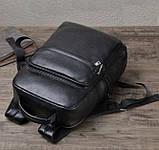 Мужской рюкзак из натуральной кожи, фото 6