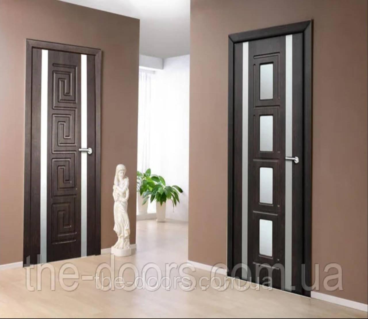 Двери межкомнатные Неман Рим