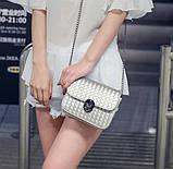 Маленька жіноча сумочка клатч, фото 7