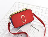 Жіноча сумка репліка, маленька сумочка клатч, міні сумка-клатч через плече, фото 2