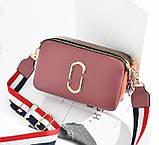 Жіноча сумка репліка, маленька сумочка клатч, міні сумка-клатч через плече, фото 4