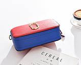 Жіноча сумка репліка, маленька сумочка клатч, міні сумка-клатч через плече, фото 7