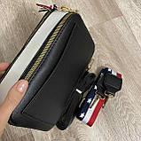 Жіноча сумка репліка, маленька сумочка клатч, міні сумка-клатч через плече, фото 8