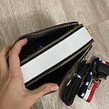 Жіноча сумка репліка, маленька сумочка клатч, міні сумка-клатч через плече, фото 9