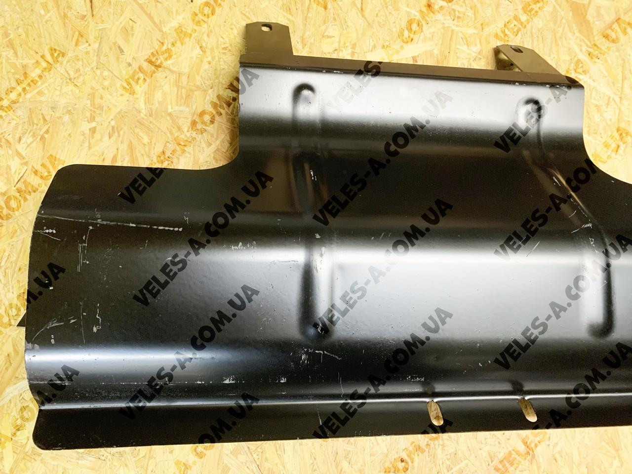 Защита двигателя 2121 Нива Сатурн без крепежа (защита картера, поддона)